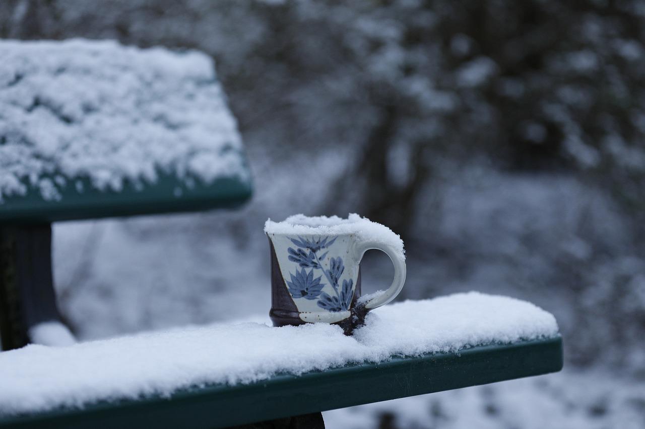 статье кофе зима картинки красивые природа люди
