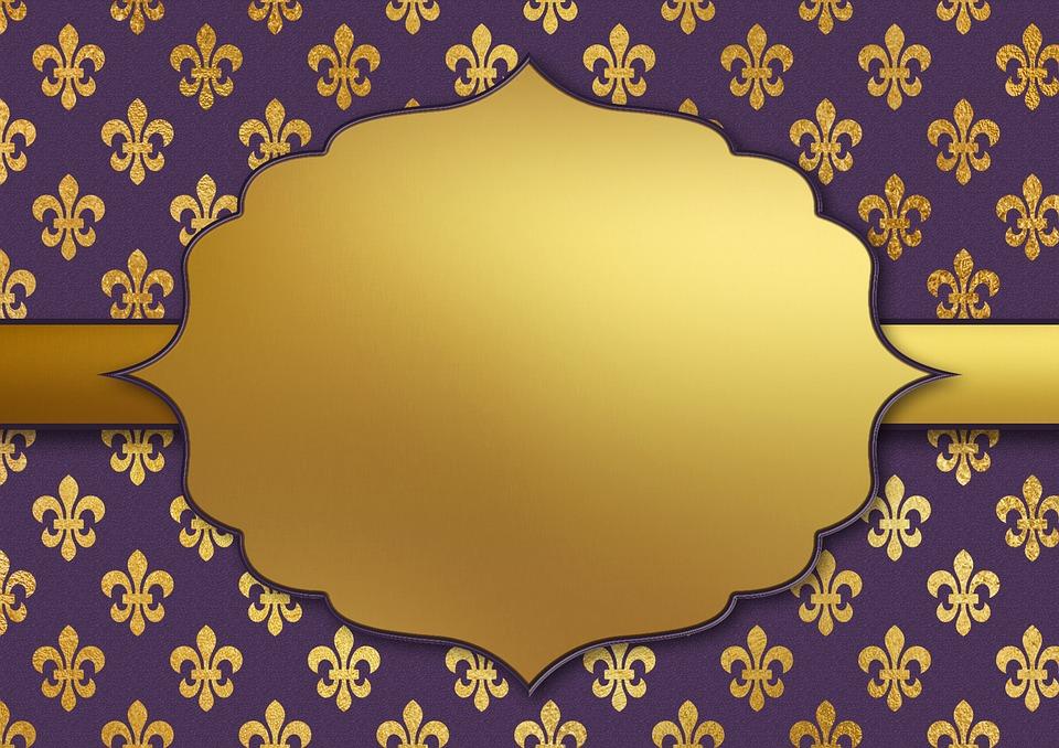Hintergrundbild Gold Muster · Kostenloses Bild auf Pixabay