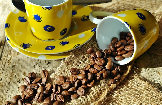 Café, Grains De Café, Still Life, Boire