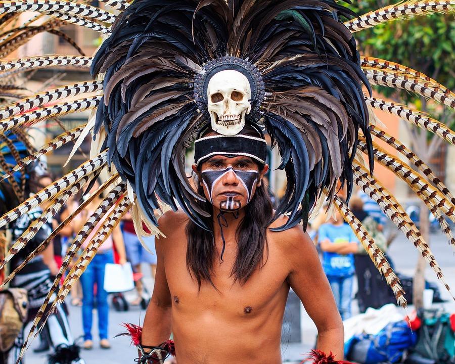 Guerrero Azteca México Foto Gratis En Pixabay