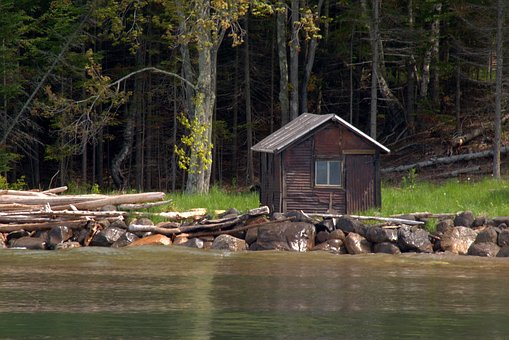 Manitou Island Fish Camp Cabin