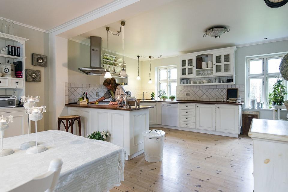 Keuken Met Boekenkast : Keuken vitrine maken · gratis foto op pixabay
