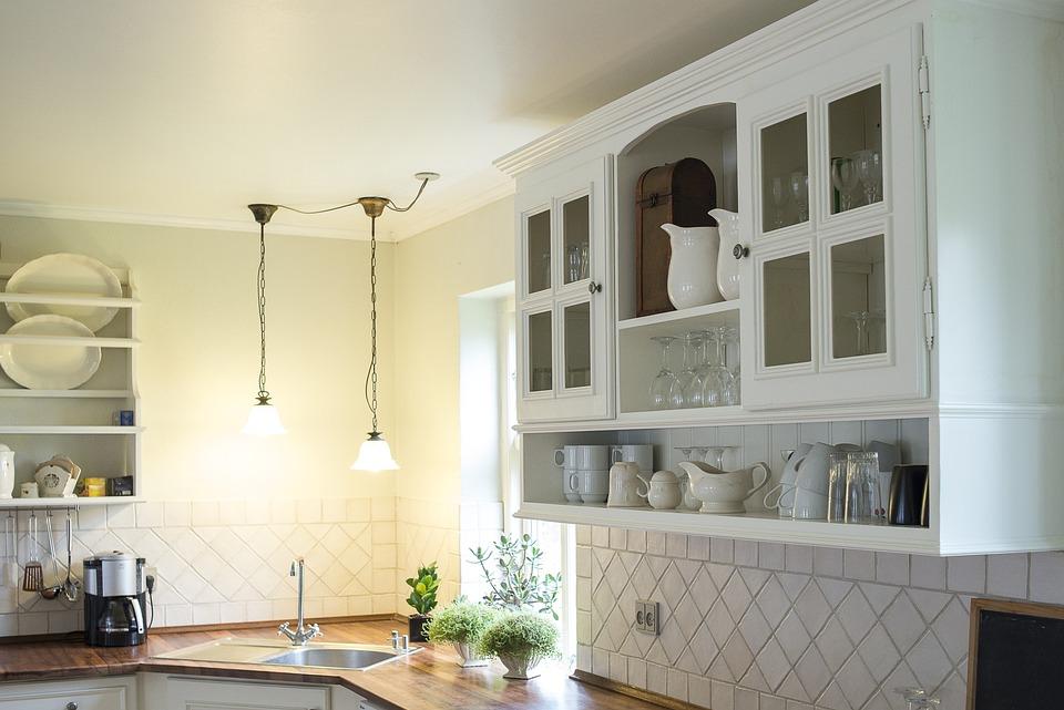 Keuken Met Boekenkast : Boekenkast keuken oppervlak · gratis foto op pixabay