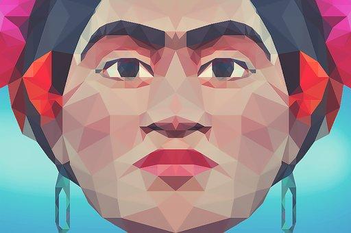 Retrato de Frida Kahlo, Museo Frida Kahlo