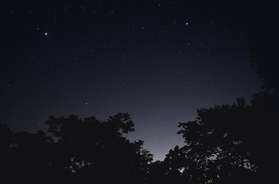 Estrellas Noche Naturaleza - Foto gratis en Pixabay
