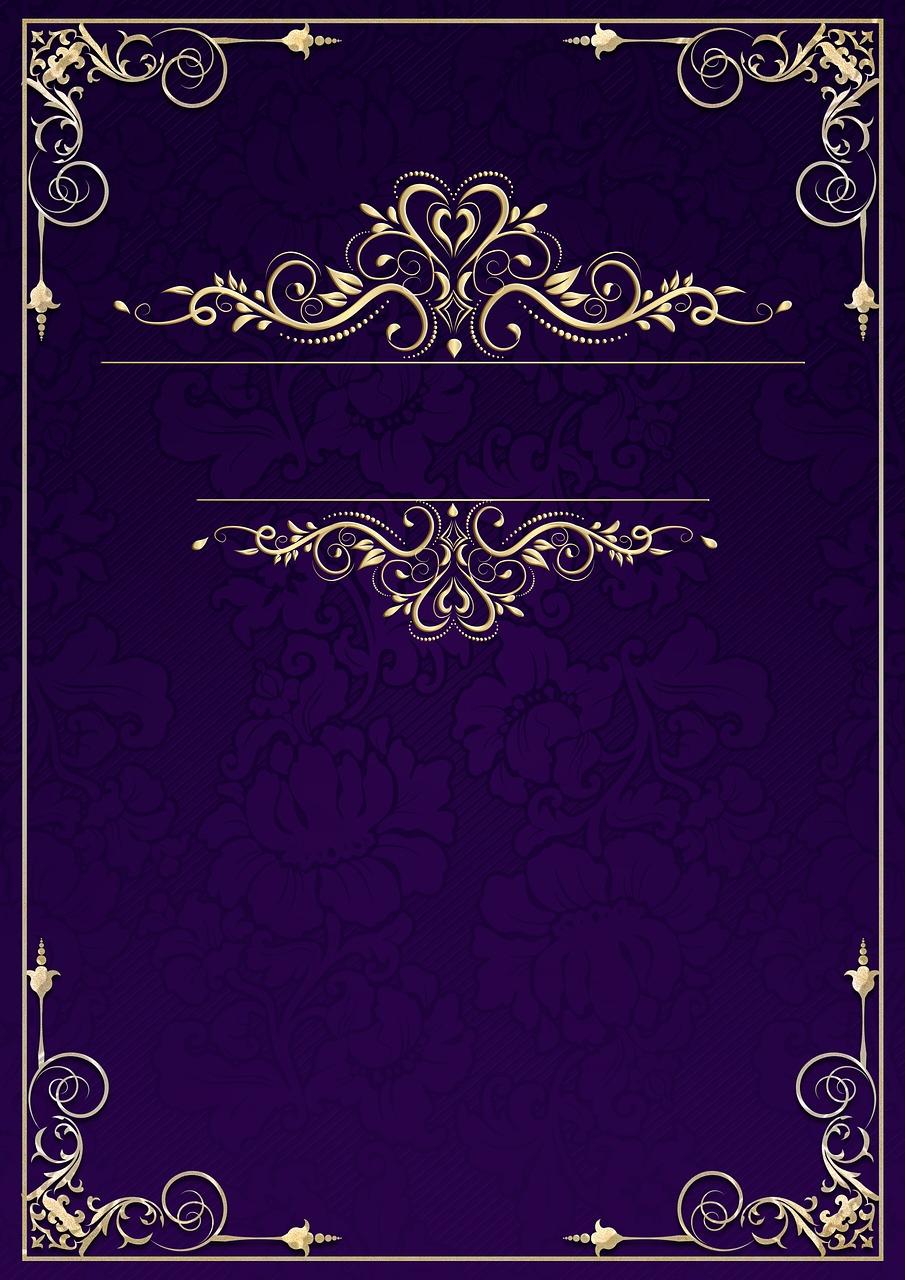 Frame Decorated Noble   Free image on Pixabay