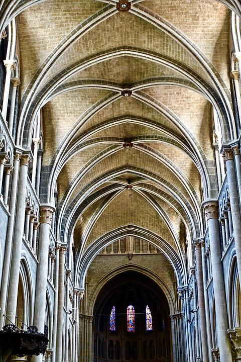 Cathedral Ceiling Arches   www.Gradschoolfairs.com