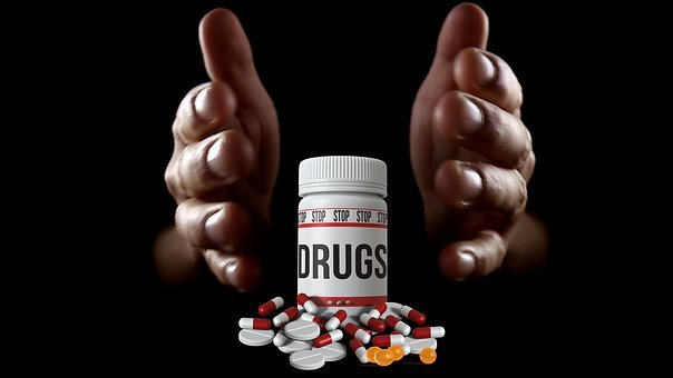 Drugs, Stop, Drug, Abuse, Drug Addiction