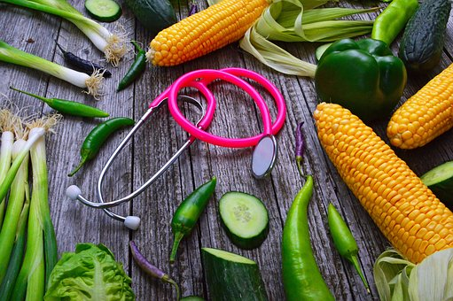 Fresh, Healthy, Vegetables, Vitamins