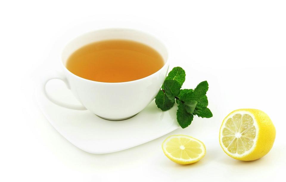Lemon, Tea, Antioxidant, Nutrition, Aroma, Aromatic