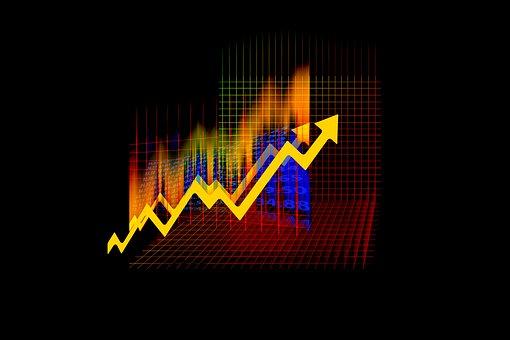 Logo, Finance, Economy, Statistics