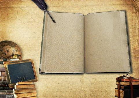 图书, 环球, 板, 笔, 打开的书, 字体, 学校, 学习, 知道, 年份