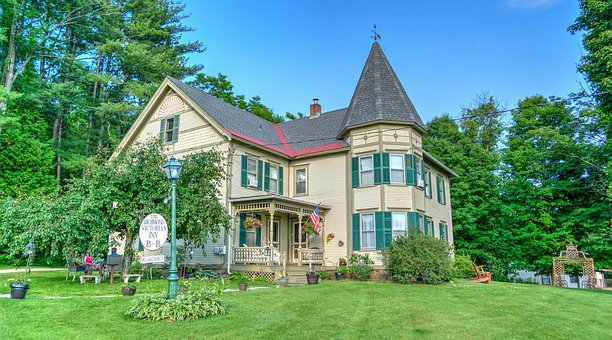 Victorian House, Bed And Breakfast