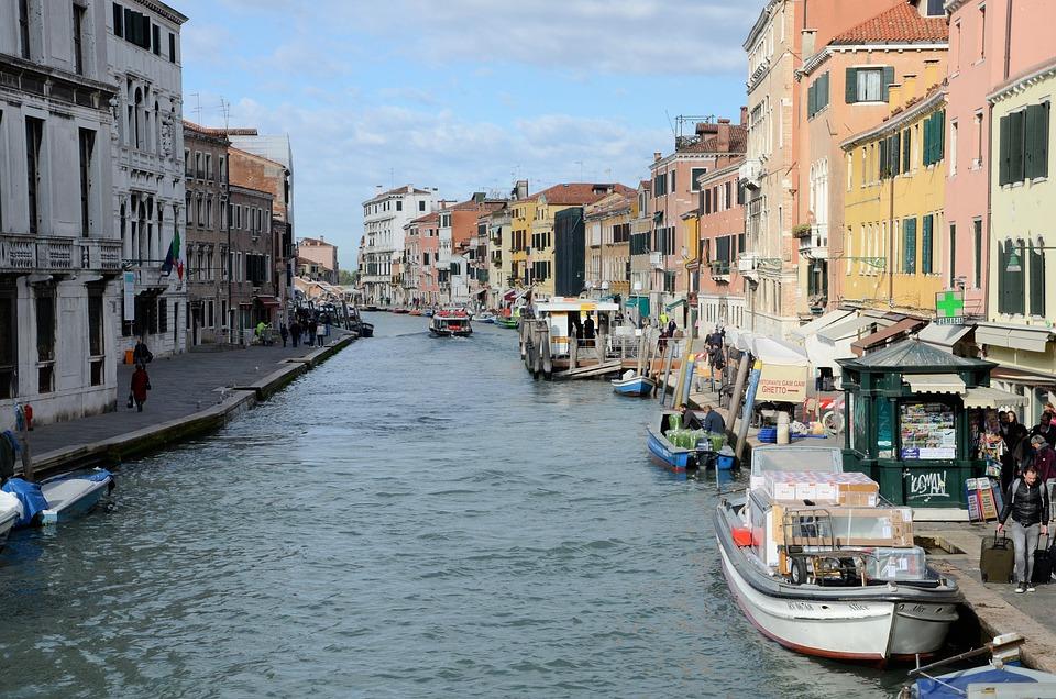 Znalezione obrazy dla zapytania Canale Grande