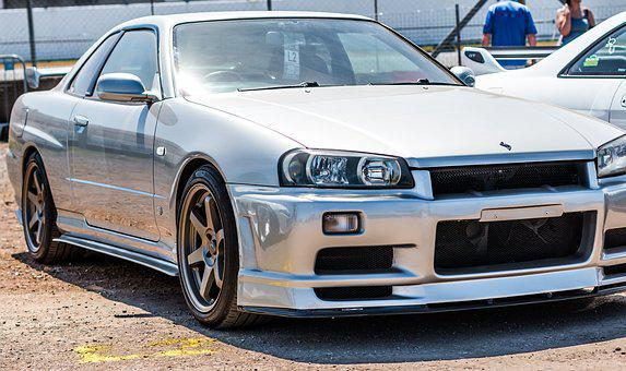 Nissan Skyline, Nissan, Car, Show, Tuned