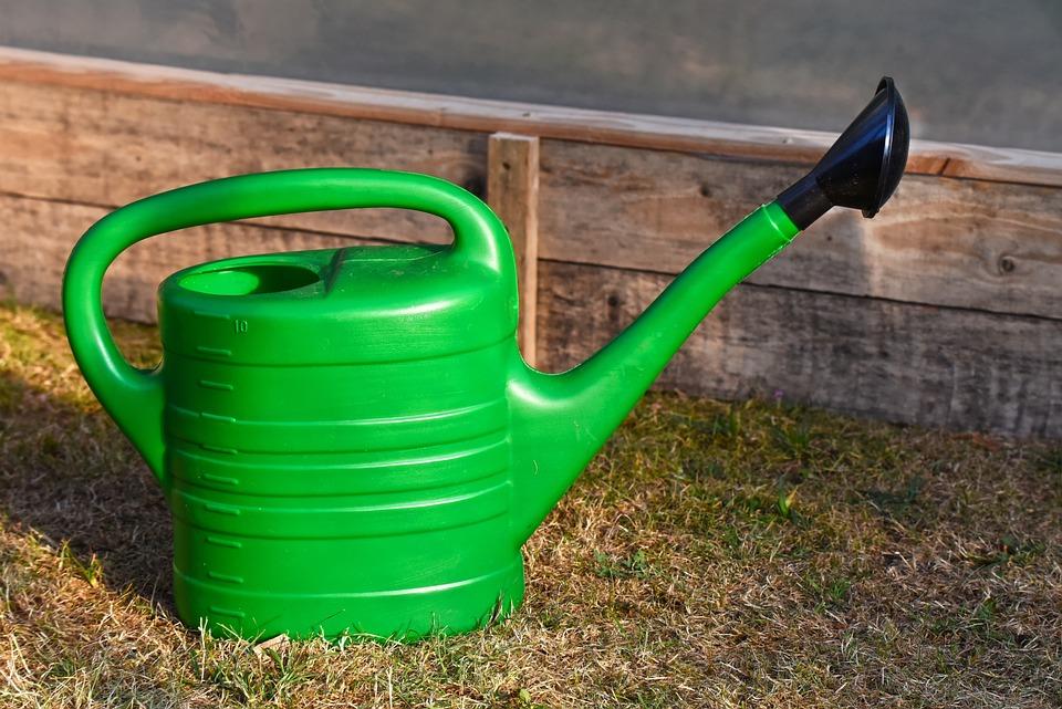 Gießkanne Garten Gartenarbeit Kostenloses Foto Auf Pixabay
