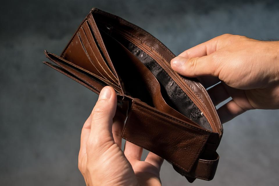 Кошелек, Бумажник, Деньги, Финансы, Кошелёк, Платить