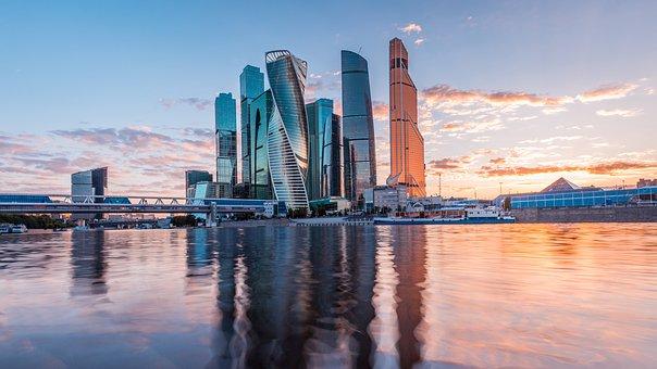 Moscow, City, МосквÐ&deg, ГороÐ&acute, Москва-Сити