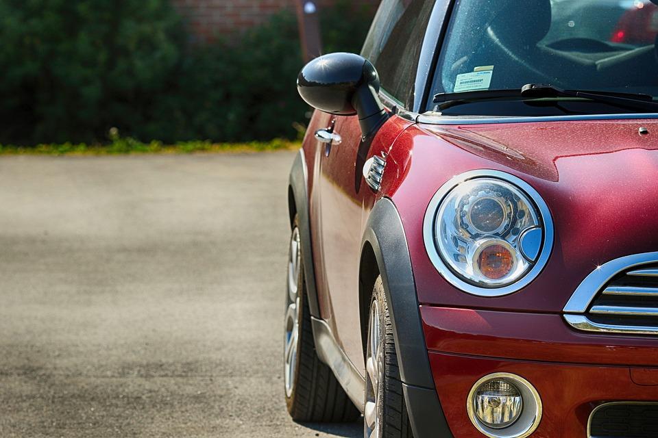 Mini Morris Mobil Foto Gratis Di Pixabay