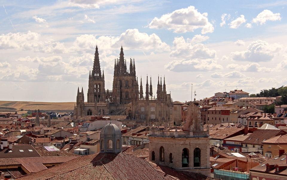 Catedrales Patrimonio de la Humanidad en España, Catedral de Burgos.