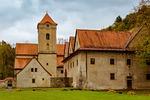 czerwony klasztor, słowacja, zabytki
