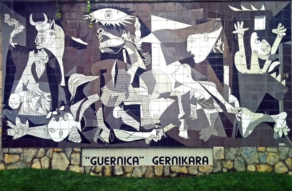 Euskadi, Guernica, Guernikara, Picasso, Cuadro, Pueblo