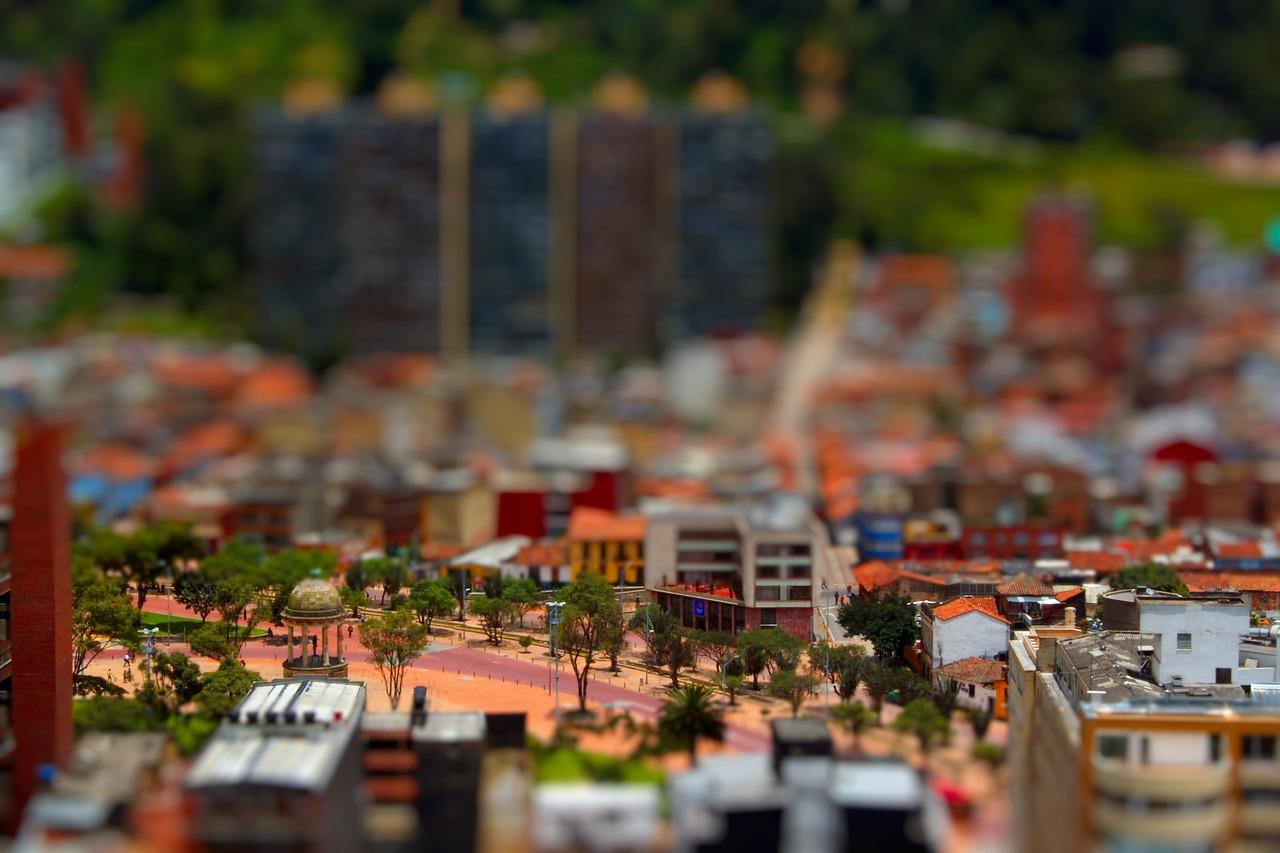 нашу страну миниатюрные улицы и города фото самых