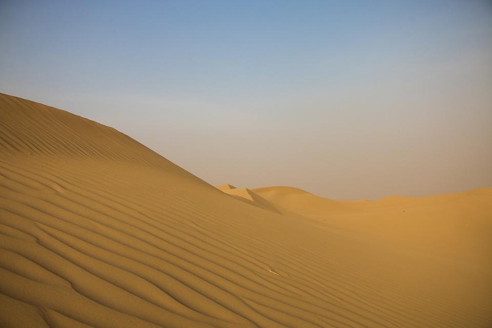 The Dubai Dunes