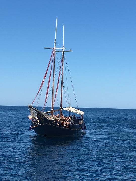 Bateau Ancien Mer Photo Gratuite Sur Pixabay