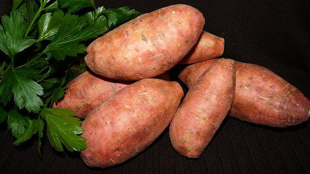 Vegetable, Red, Sweet Potato, Food