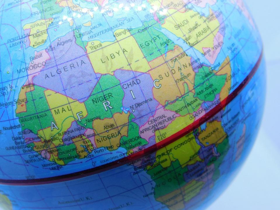 Maapallo Kartta Maailman Ilmainen Valokuva Pixabayssa