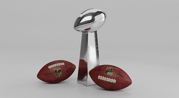 American, Football, Sport, Game