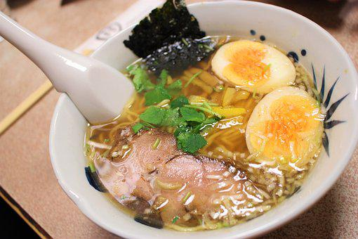 Ramen, Noodle, Japanese, Food, Travel
