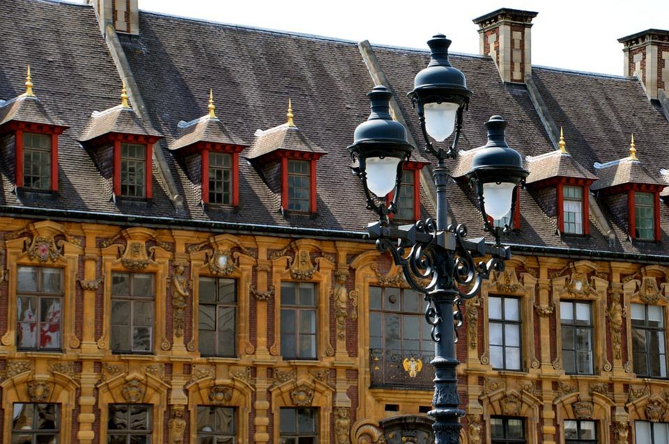 Lille, City, Nord Pas-De-Calais, Francja, Północ