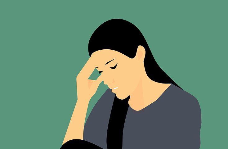 うつ病, 意気消沈した, 不満, ヒスパニック系, 母, 女性, ストレス
