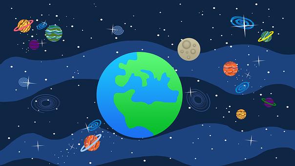 70+ Free Future Earth & Earth Illustrations - Pixabay