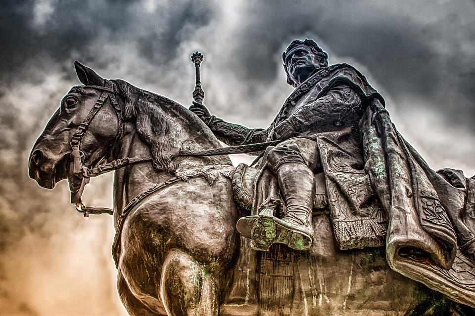 施瓦辛格参观兵马俑