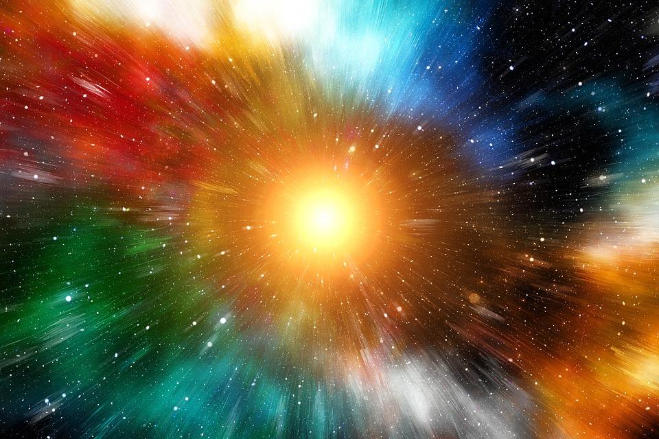 Universe, Melkweg, Sun, Ster, Verkeer, Uitbreiding