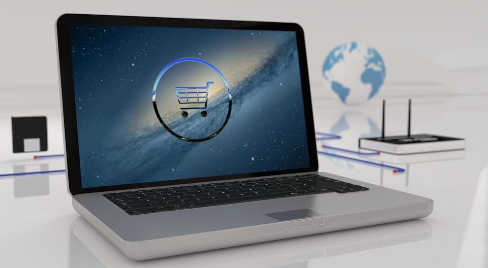 Ecommerce, Online, Shopping, Marketing, bitcoin money