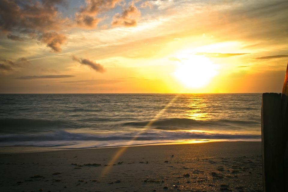 Sunrise Florida Free Photo On Pixabay