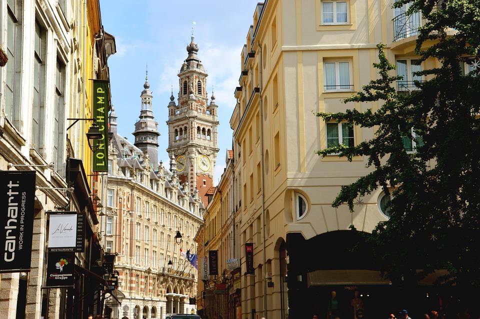 Vieux-Lille, Quartier Du Vieux-Lille, Lille, Ville