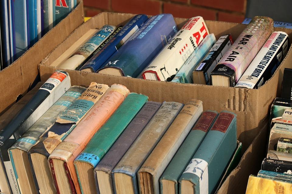tweedehandse boeke te koop