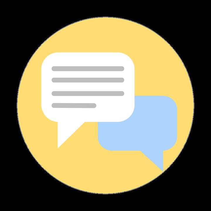 chat online - meios de comunicação online