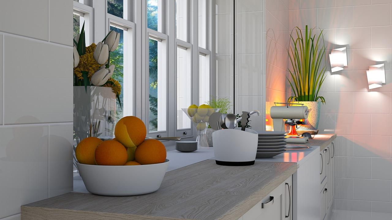 Kitchen Window Light Free Image On Pixabay