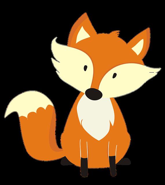 Fox Illustration Clip Art Free Image On Pixabay