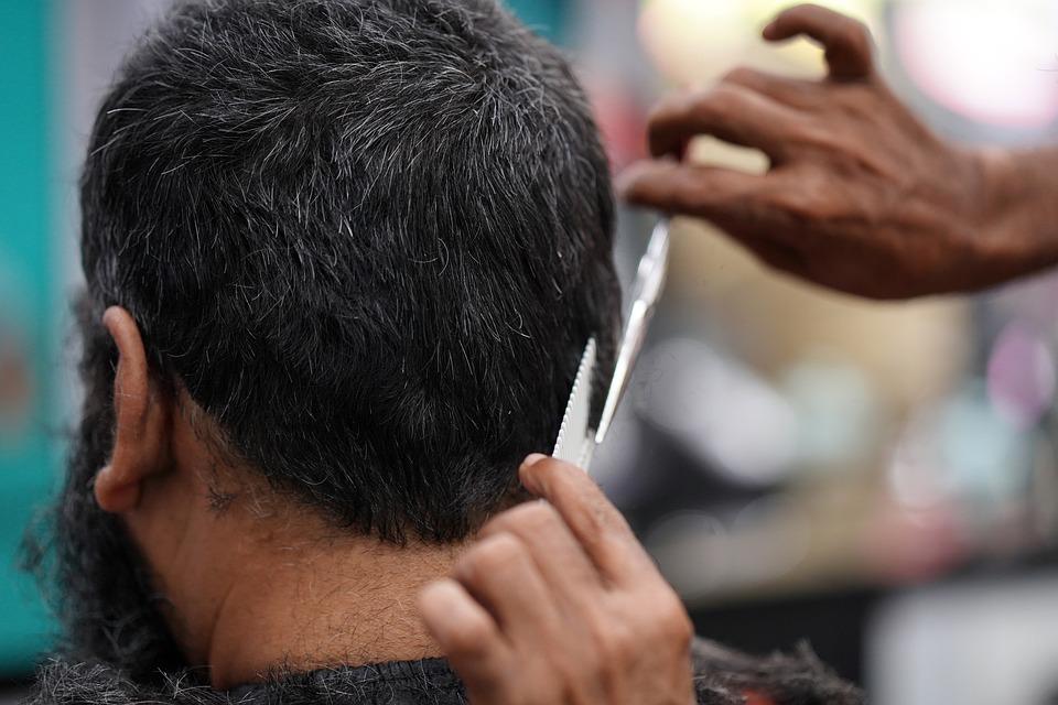 Friseur Frisur Haare Schneiden Kostenloses Foto Auf Pixabay