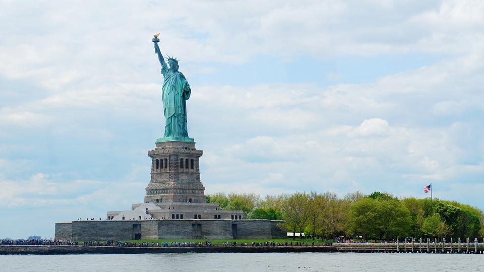 ニューヨーク 自由の女神像 記念碑 - Pixabayの無料写真