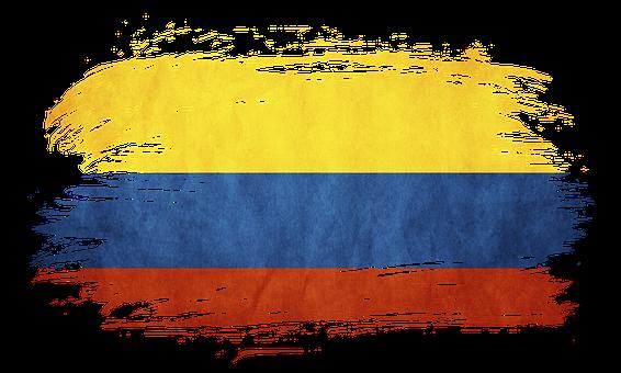 Venta de Artesanía Colombiana RADICAL DESIGNS, Bandera de Colombia, franjas amarilla, azul y roja