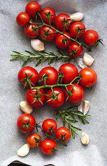 Tomatoes, Vegetables, Food, Healthy, Red
