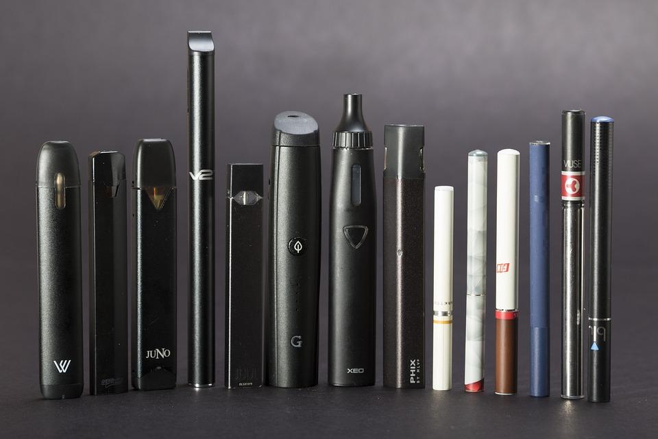 E-cigarette, Juul, Electronic Cigarette, Blu, Njoy